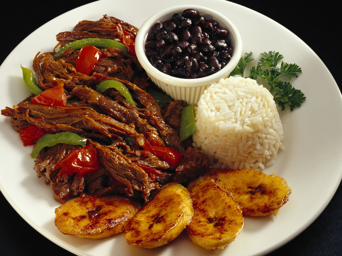 Don't worry, Camilla – Cuban food is great | Food | The Guardian