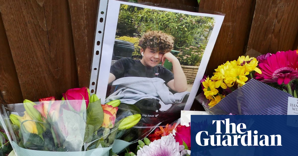 Two 14-year-olds sentenced for murder of Oliver Stephens, 13