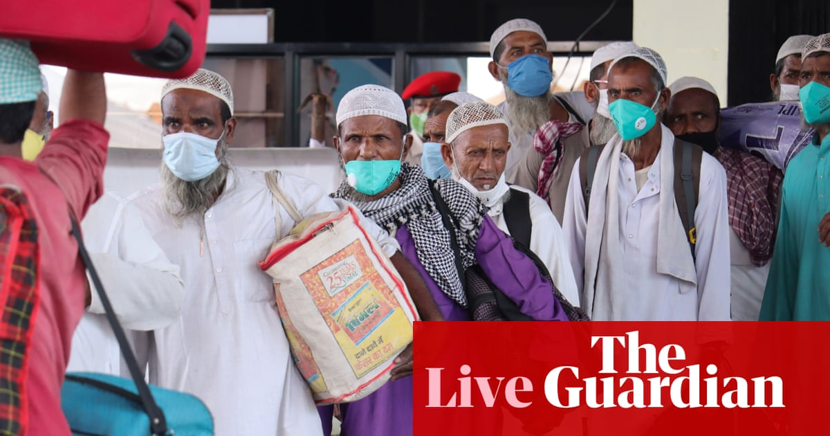 Coronavirus live news: India daily cases top 300,000 for fifth straight day; Greece expands no-quarantine list