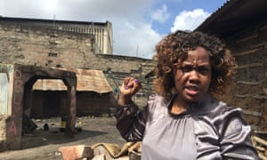 Phyllis Omido was awarded the Goldman Environmental prize in 2015 for organising protests against a lead-smelting plant in Owino Uhuru.