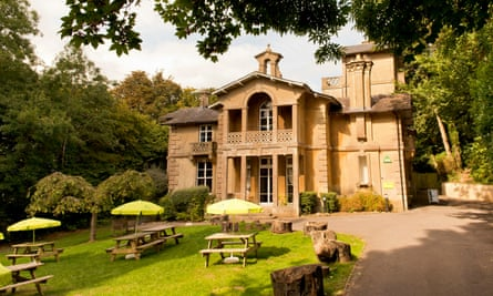 The Bath YHA recently had a £2.5 million facelift, and 14 of its bedrooms are now en-suite.
