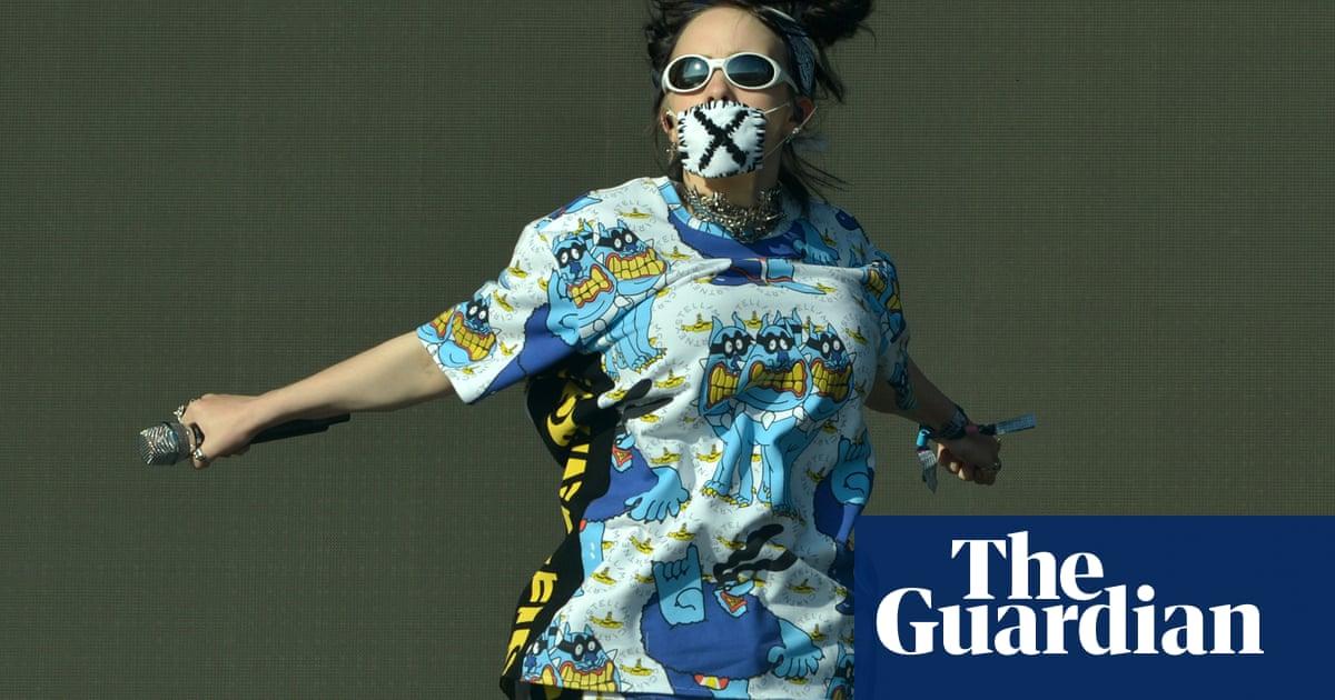 Billie Eilish to become youngest solo Glastonbury headliner