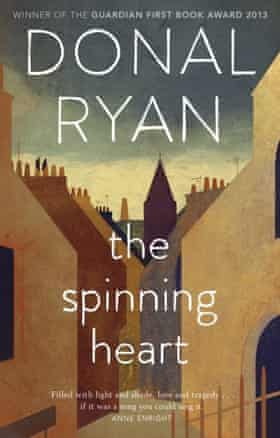 Cover of The Spinning Heart by Donal Ryan