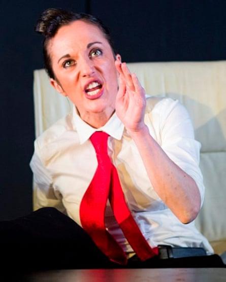 Nadia Albina in Secret Theatre Show 4.