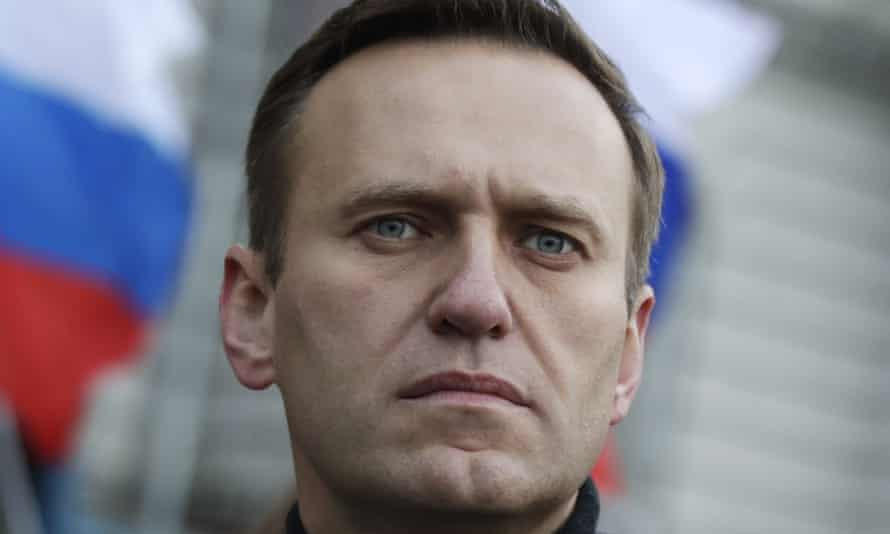 Alexei Navalny is still in an induced coma in Berlin's Charité hospital.
