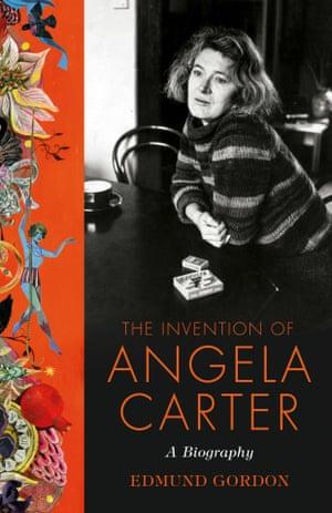Edmund Gordon's biography of Angela Carter, published in 2016.