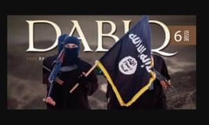 Isis's online magazine, Dabiq