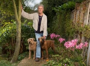 Leonie Orton-Barnett photographed at her home in Cromer, Norfolk