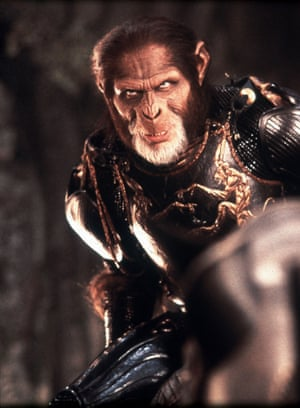 Tim Roth as Thade in Planet of the Apes