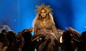 Beyoncé ... 'became the world's biggest pop star by giving away as little as possible'.