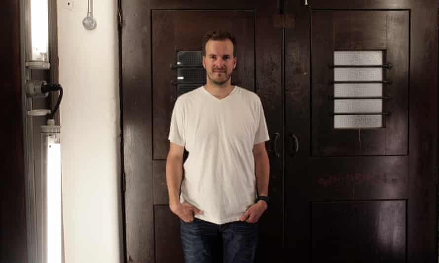 Taavet Hinrikus set up Transferwise after becoming infuriated at how much he was being charged to send money home.