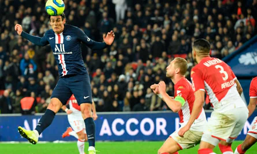 Edinson Cavani has handed in a transfer request at PSG, where he has been for seven years.
