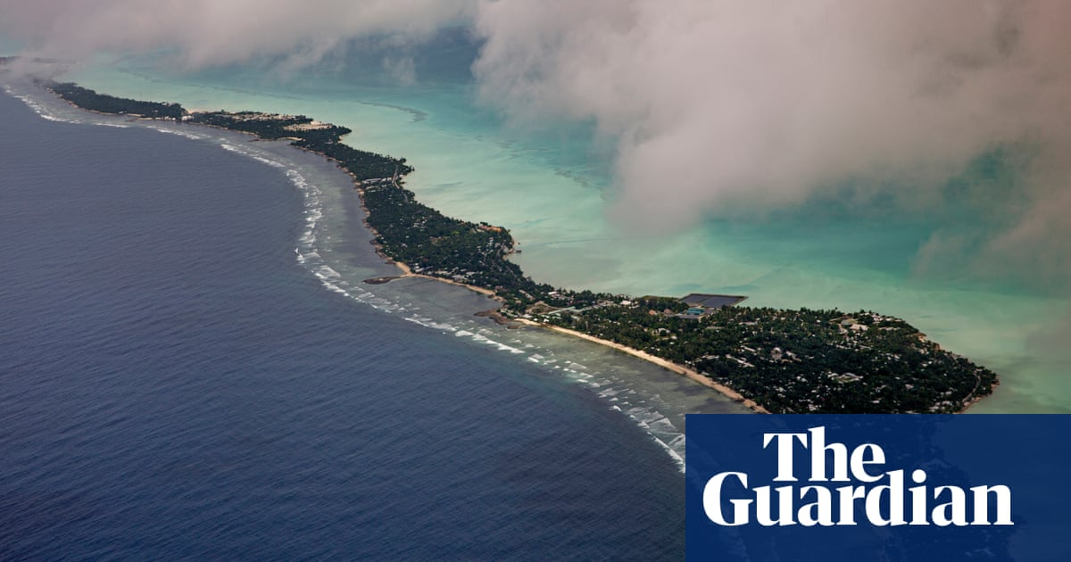 IPCC report shows 'possible loss of entire countries within the century'
