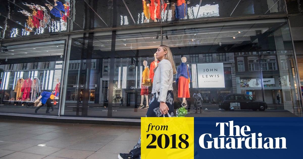 John Lewis department store cuts 270 jobs as it rebrands