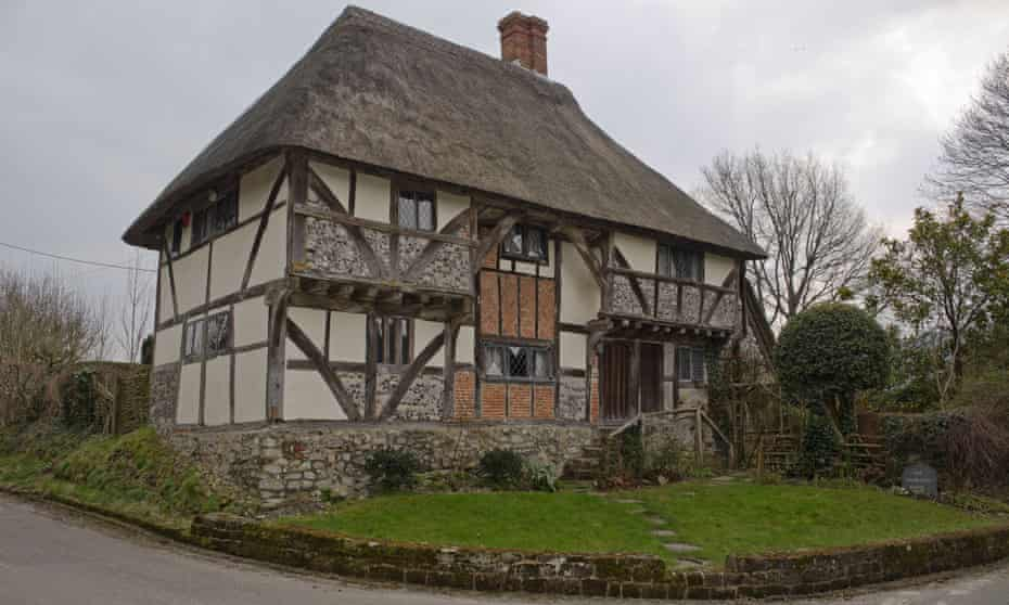 The Yeoman's House exterior