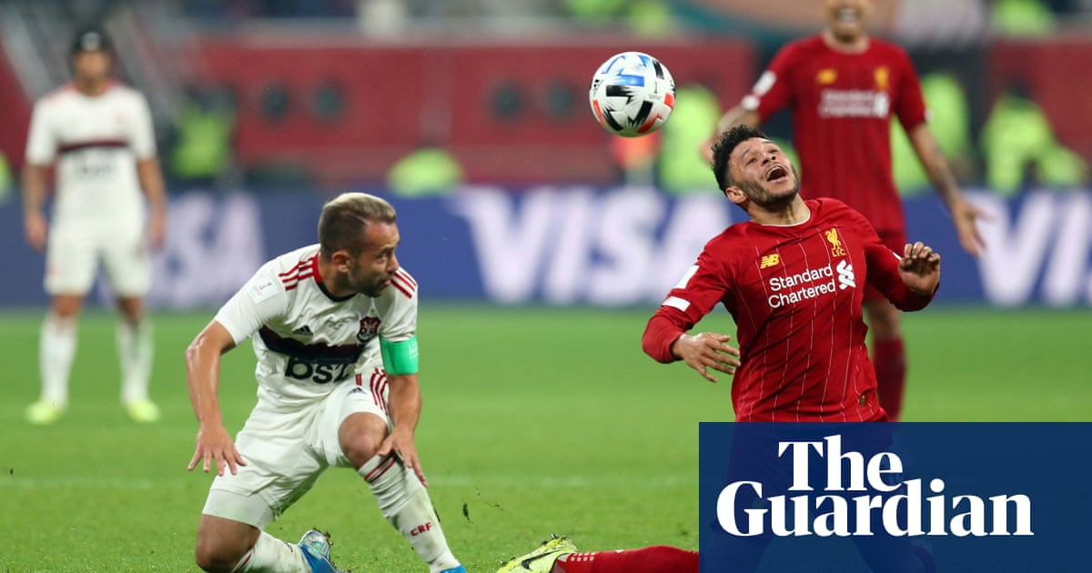 No chance: Jürgen Klopp says Oxlade-Chamberlain is out until new year – video