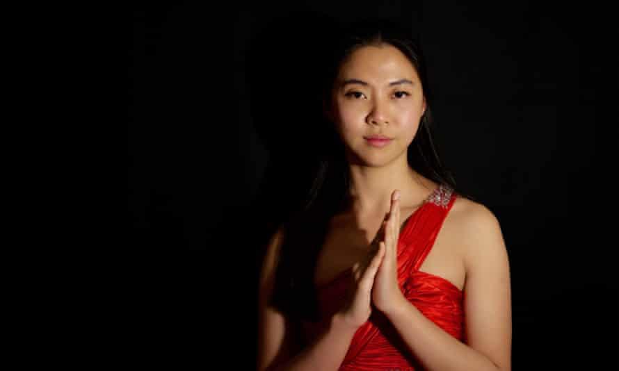 Pianist Meilin Ai.