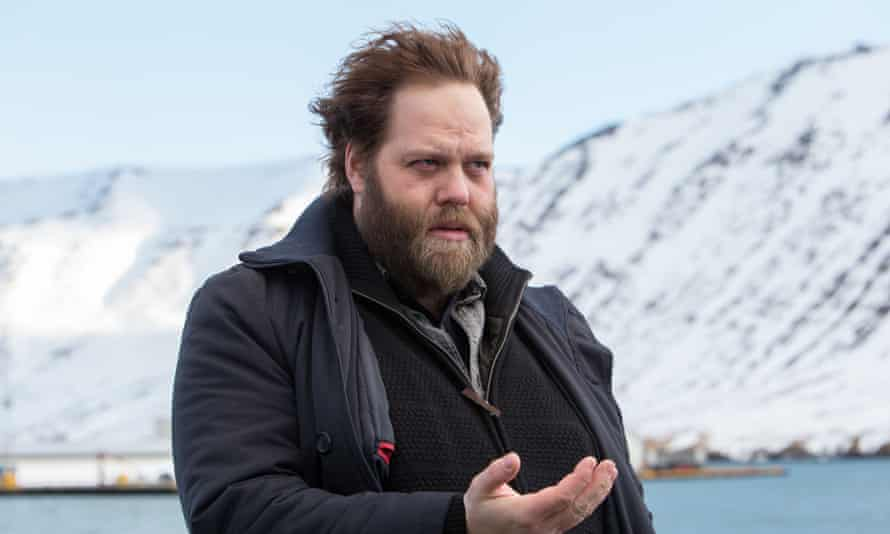 Andri (Ólafur Darri Ólafsson) in Trapped, the Nordic noir that stands alone.