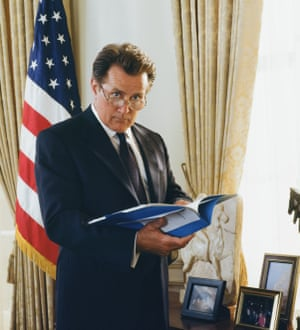 Will Martin Sheen make a special appearance to talk all things Jed Bartlet?