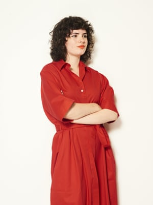 Eve Whittle, 17, StudentRed dress, £69