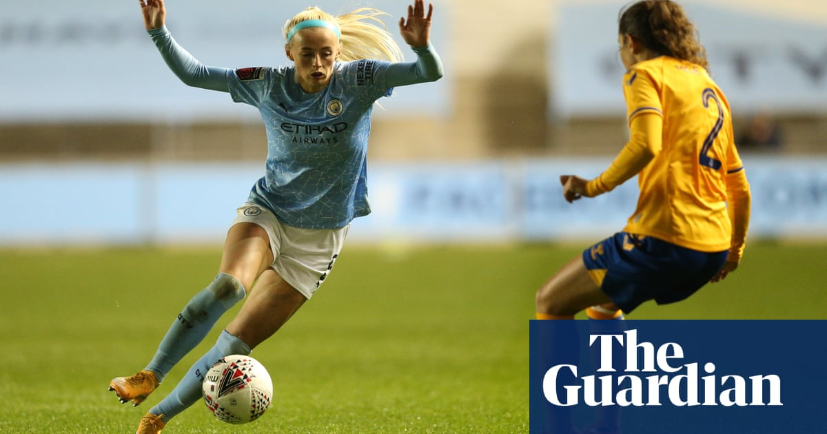 Manchester Citys Chloe Kelly: We aim to win two FA Cups in one season