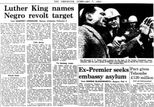 The Observer, 7 February 1965.