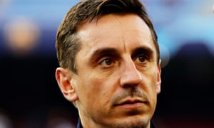 "The former Manchester United player Gary Neville described the display as 'rancid"" and added: 'There are Japanese weeds rotting that football club, and it's attacking the foundations of the house that need dealing with properly.'"