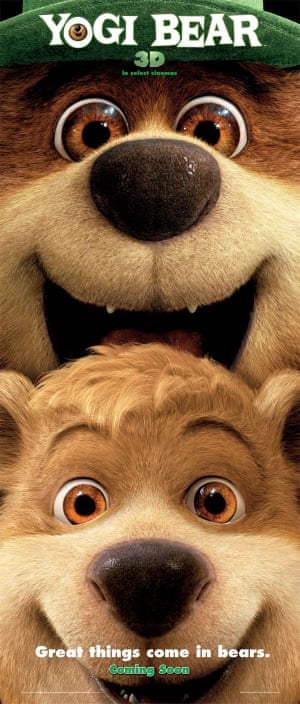 Two bears ... one innuendo?