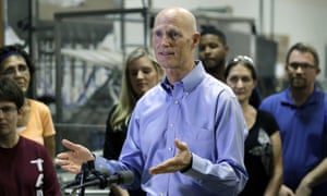 Governor Rick Scott of Florida, who was close to the Trump campaign, is expected to run for US Senate when his gubernatorial term ends in 2018.
