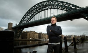 Sting, whose musical The Last Ship is sailing to Newcastle.