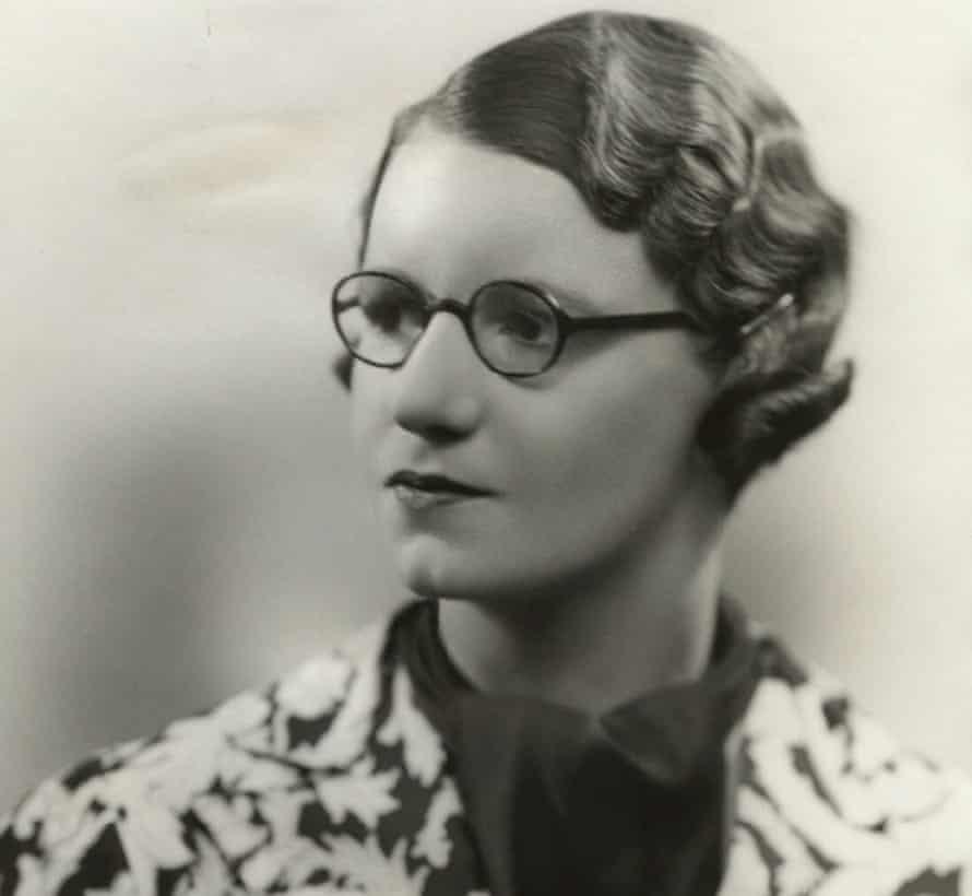 Gertrude Trevelyan by Bassano Ltd, July 1937.