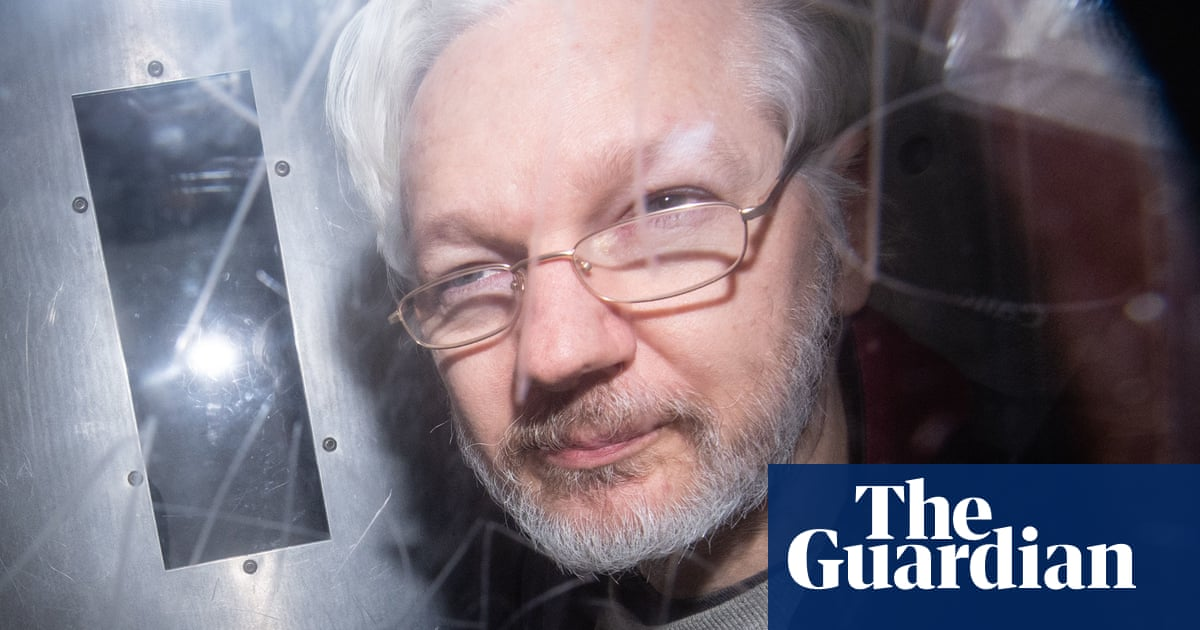 Julian Assange refused bail despite judge ruling against extradition to US