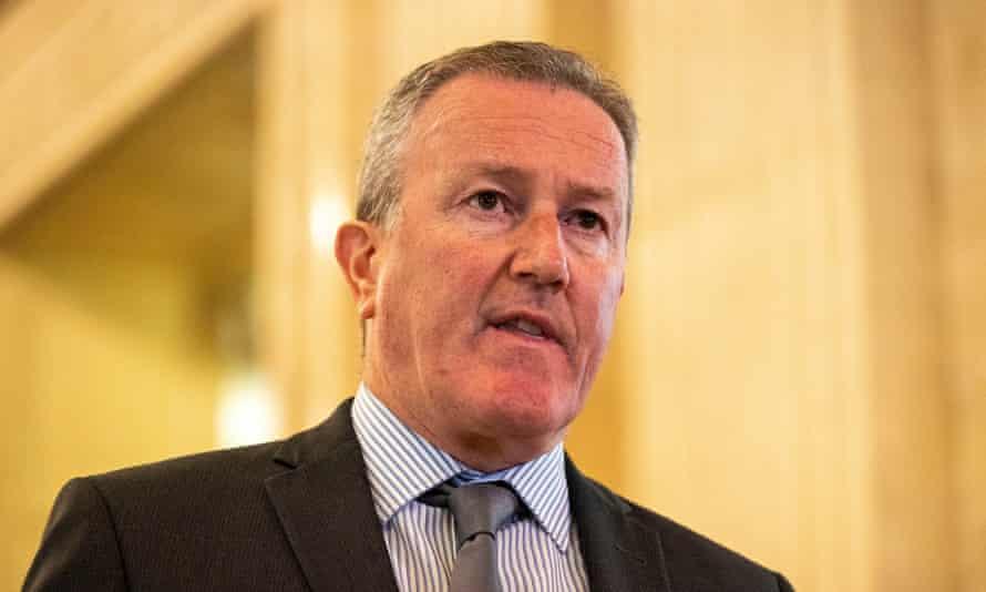 Sinn Féin finance minister Conor Murphy.
