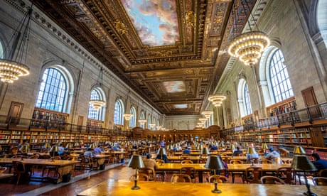 The sound of silence: visiting the library during lockdown