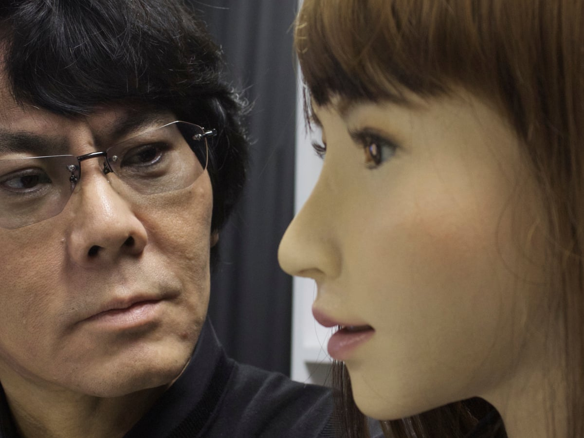 Erica, the 'most beautiful and intelligent' android, leads Japan's ...