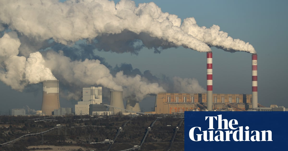 Fight the power: why climate activists are suing Europe's biggest coal plant - The Guardian