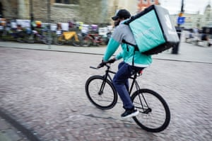 'The most profound changes to our industry may yet prove to be driven by delivery companies such as Deliveroo.'