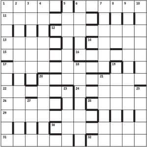 Azed crossword 2,452