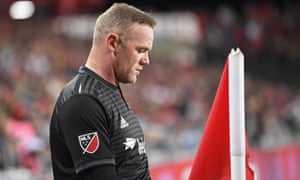 Wayne Rooney set up his team's only goal against Toronto
