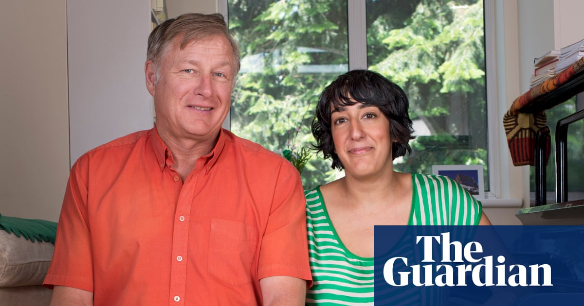 How we live together: the couple who work from home