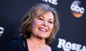 ABC this week cancelled Roseanne Barr's show after she tweeted a racist insult.