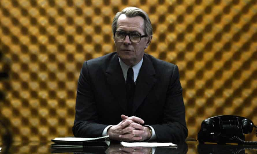 Gary Oldman as George Smiley in Tinker Tailor Soldier Spy (2011).