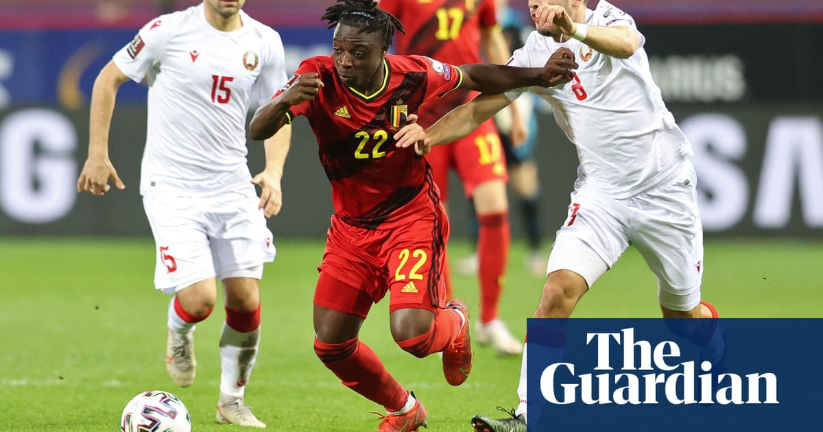 Jérémy Doku: the Belgium prodigy who got away from Liverpool