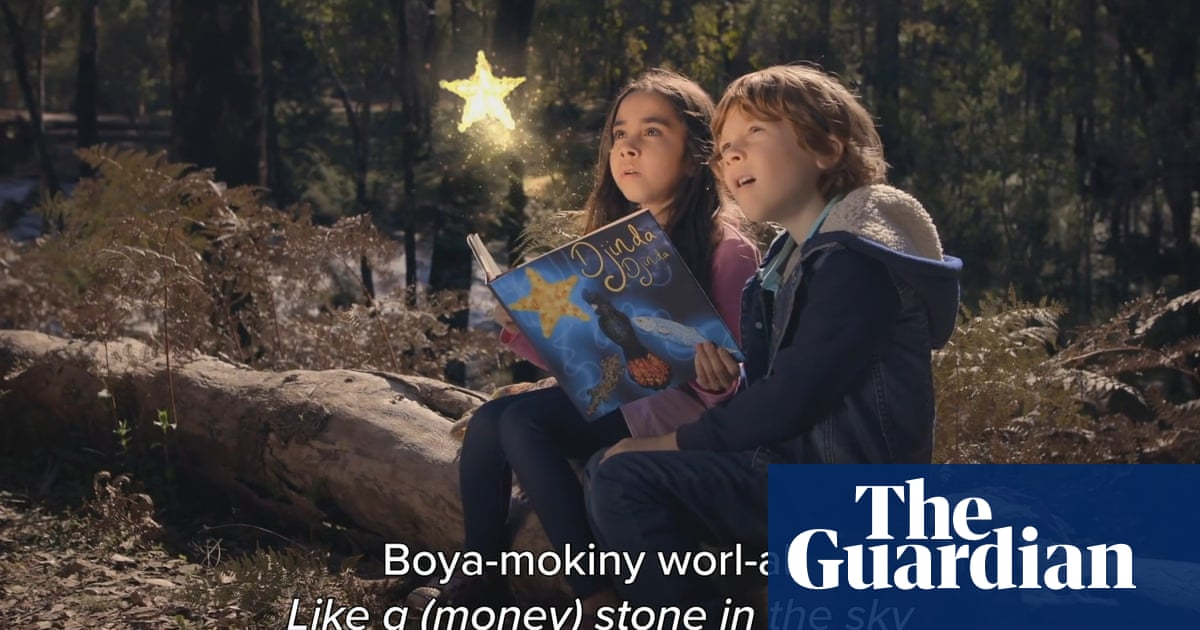 Twinkle, Twinkle, Little Star translated and sung in Noongar – music video