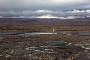 The landscape around San Pedro de Atacama