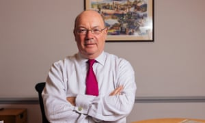 Conservative Care Minister Alistair Burt