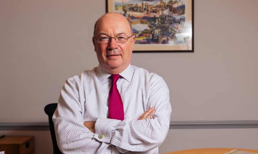 Conservative Care Minister Alistair Burt