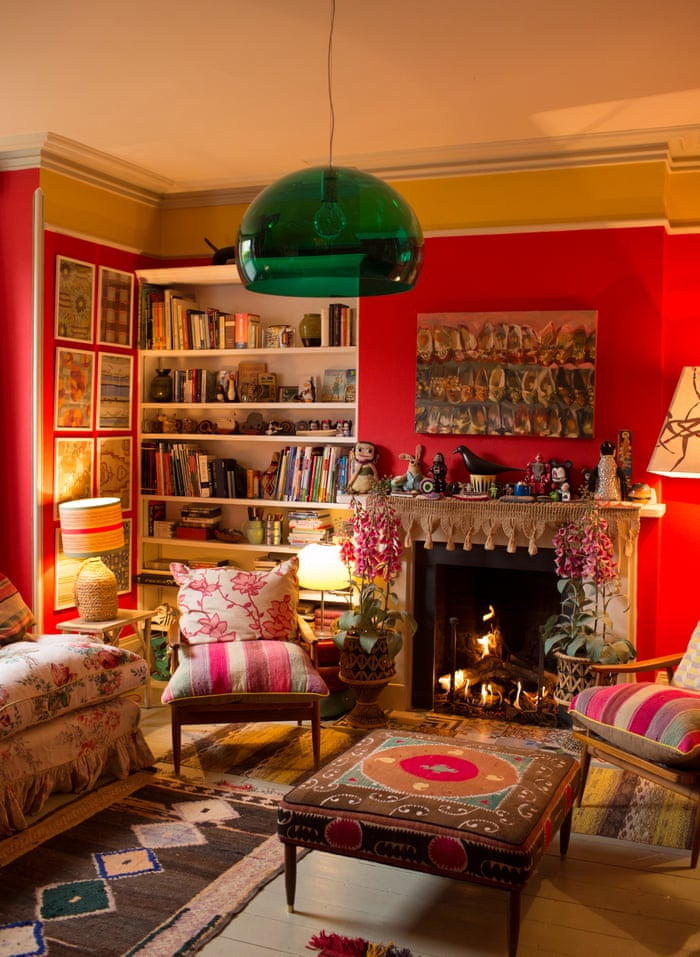 At Home With Lucinda Chambers The Way I Left Vogue Could