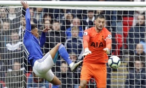 Josh Murphy keeps Hugo Lloris busy at Wembley