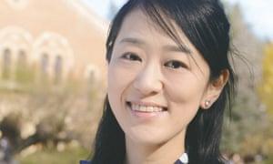 Japanese scientist, Riko Muranaka, winner of the 2017 John Maddox prize.
